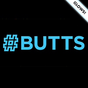 #BUTTS t-shirt