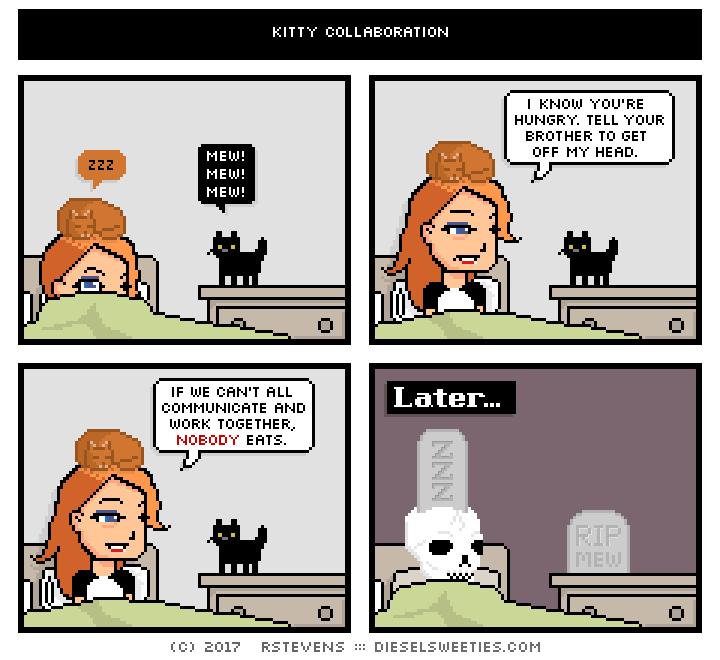 sleep is dumb