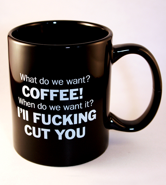 fucking coffee mugs